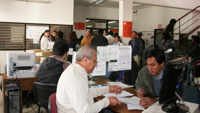 El IPV inscribirá y actualizará fichas en Las Lajitas