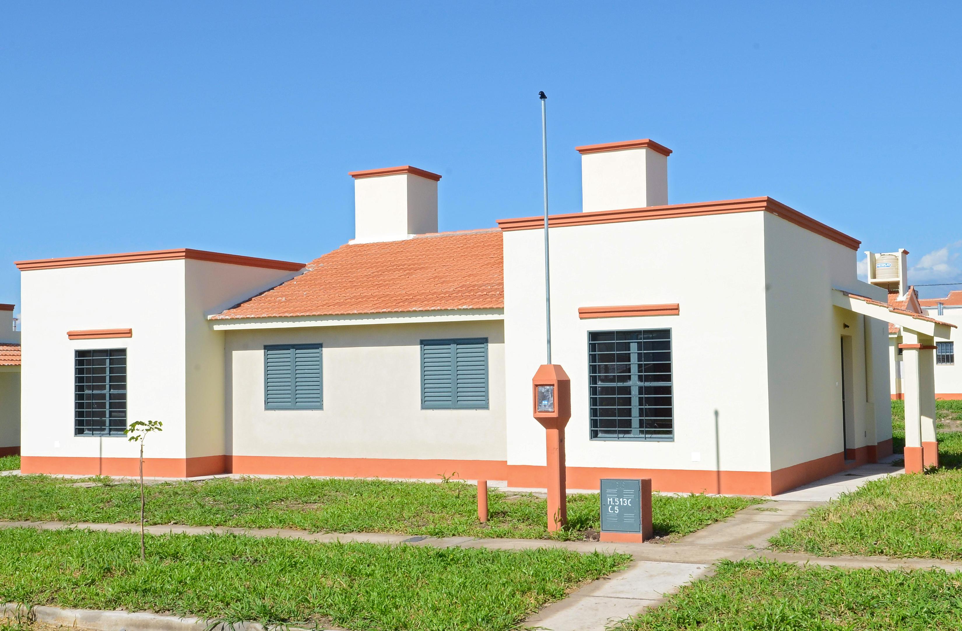 Instituto provincial de vivienda el ipv inicia un for Modelo de fachadas de viviendas