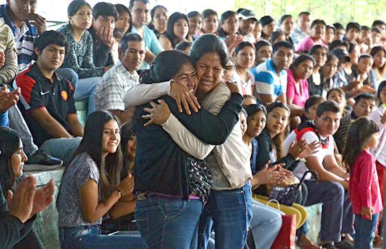 El Gobierno sorteó y preadjudicó viviendas para cuarenta familias de Chicoana