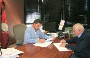 El IPV construirá diez viviendas y treinta núcleos sanitarios en la Merced