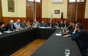 El IPV expuso el plan de trabajo para el presente año ante senadores