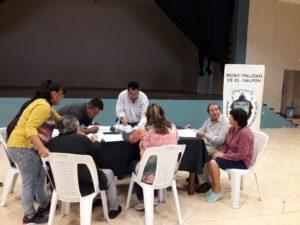 Obras del plan Conectate en Rosario de la Frontera, Joaquín V. González, El Galpón y El Quebrachal