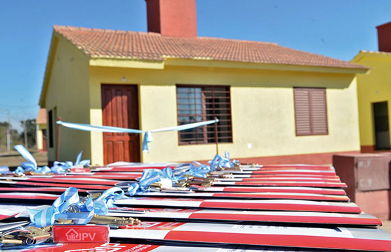 El Gobernador entregará viviendas e inaugurará obras en Coronel Moldes