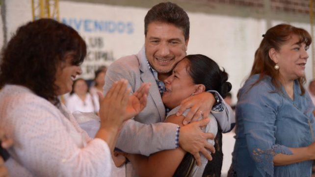 Consultá los ganadores del sorteo de 100 viviendas en Cerrillos