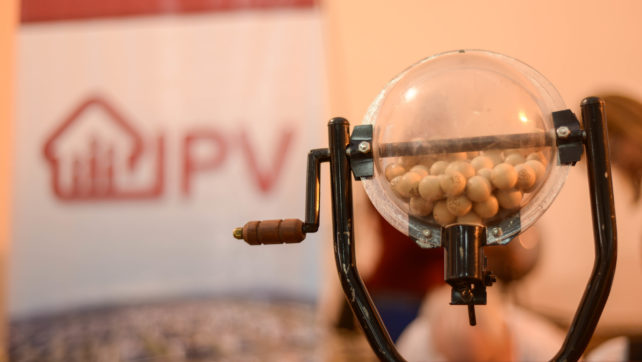 Hoy el IPV sorteará 100 nuevas viviendas en Cerrillos