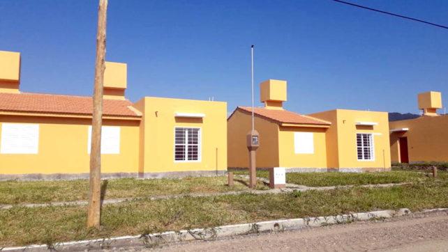 El martes se realizará la entrega de 252 viviendas en barrio El Huaico