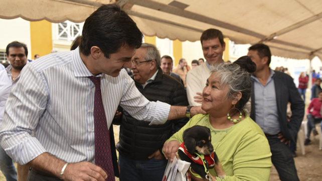 En barrio El Huaico vive el 25% de las 19 mil familias salteñas que son propietarias desde 2009