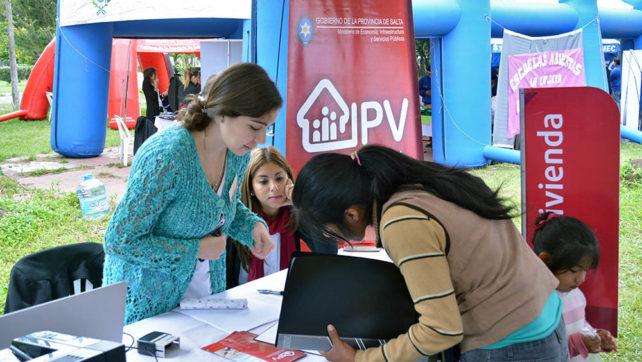 El IPV realizará inscripciones y actualizaciones de datos en Guachipas