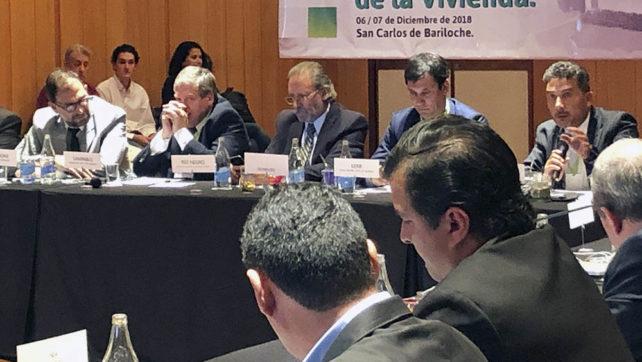 En Bariloche se realiza la última Asamblea de Vivienda del año