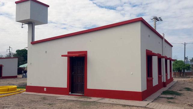 El Gobierno entregará hoy 15 viviendas y 20 soluciones habitacionales en Campo Santo