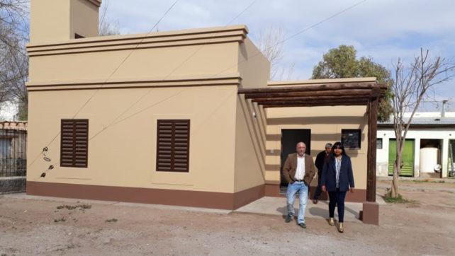 El Gobierno entregará viviendas a médicos que prestan servicios en Cafayate