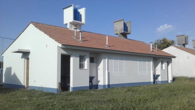 El Gobierno entregará 100 viviendas en Cerrillos