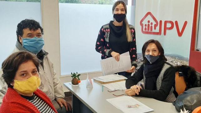 El IPV firmó 40 escrituras en Metán