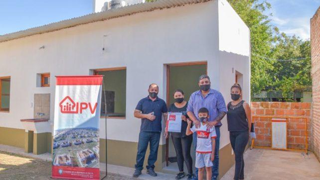 El IPV construye en Tartagal más de 30 viviendas con el municipio